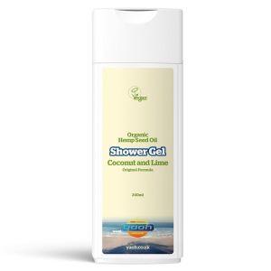 Yaoh Organic Hempseed Oil Shower Gel Coconut & Lime