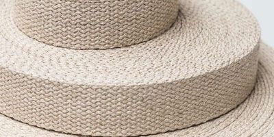Hemp Fabric Trim