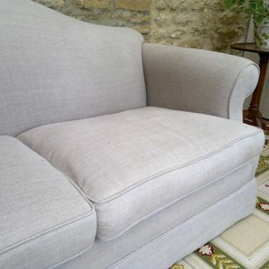 Hemp Canvas For Sofa