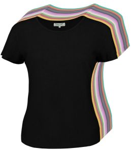 Organic Hemp Womens Round Neck T-shirts