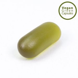 Hemp seed oil capsule