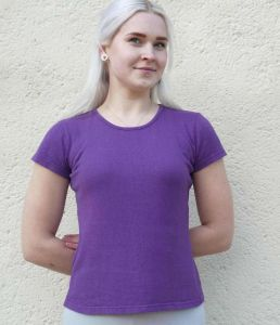Womens Hemp Organic T-shirt