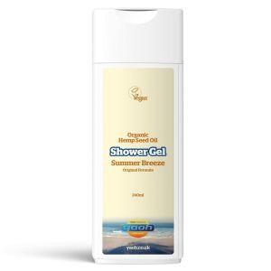 Yaoh Organic Hempseed Oil Shower Gel - Summer Breeze