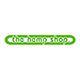 Ecru Hemp Canvas - 100% Organic Hemp - 14oz - flat